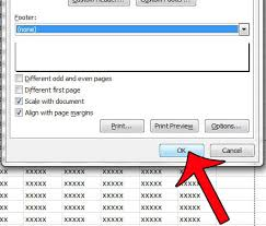 how to remove a footer in excel 2010 solve your tech