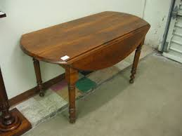 oval drop leaf table antique old oval gateleg drop leaf dining table with carving legs
