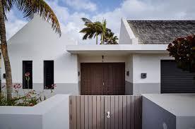 design villa eeg boulevard 72 villa for sale at seafront on bonaire designed