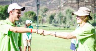 coach make a difference the first tee