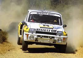 renault 5 maxi turbo renault 5 turbo tour de corse group b 1983 racing cars