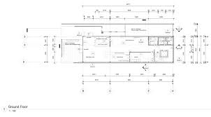 100 working drawing floor plan the detail wbd architects