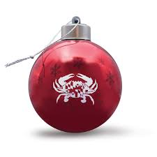 maryland crab light up ornament accessories