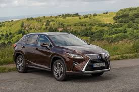 lexus suv review lexus rx 450h review an suv sized slice of japanese futurism