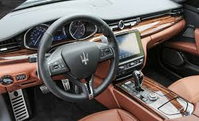 2009 maserati granturismo interior 2017 maserati quattroporte cars exclusive videos and photos updates