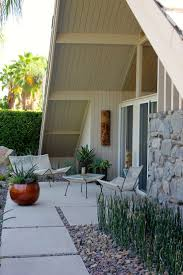 Modern Landscaping Ideas For Backyard Related Posts Home Front Yard Mid Century Modern Palm Springs