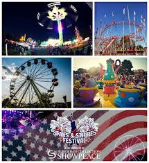 spirit halloween chesterfield mi huge carnival coming to the stars u0026 stripes festival this summer