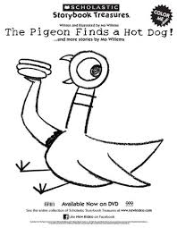 pigeon finds dog parents scholastic