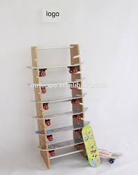 Skateboard Shelf Skateboard Display Rack Skateboard Display Rack Suppliers And