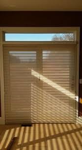 sliding glass door coverings sliding door shades on pinterest patio door blinds patio blinds