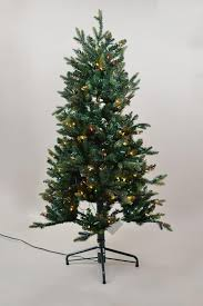 3 foot tree 3 foot multi cone tree silver gold