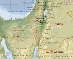 negev desert map matzav southern locked