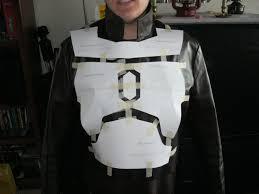female recrute armor