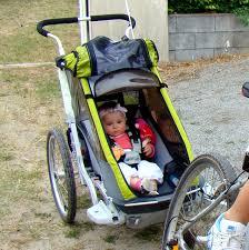siege pour remorque velo vélo en famille 1 babyrider