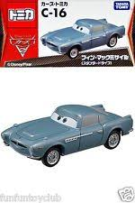 fin mcmissile takara tomy c 16 tomica cars 2 fin mcmissile from japan ebay