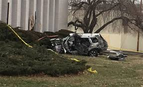 2 dead in new haven after carjacking ends in crash wtnh