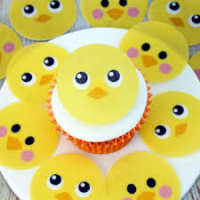 Easter Cake Decorations Uk by Easter Cake And Cupcake Toppers