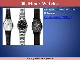 amazon best sellers best mens watches top 43 gift ideas for boyfriends