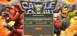 crush hack apk castle crush hack gems gold android ios by ronaldcorreno