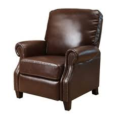Faux Leather Recliner Faux Leather Recliners Joss