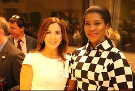stephanie okereke linus raises awareness to end fistula at unga