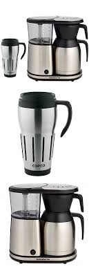 Bonavita 8 Cup Coffee Brewer BV1900TS with Stainless Steel Lined