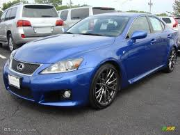 isf lexus blue ultrasonic blue mica 2011 lexus is f exterior photo 64735806