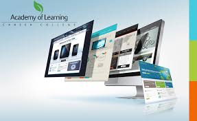 web design courses academy of learning career college