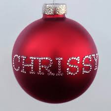 personalized ornament tree ornaments with