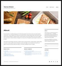 introducing twenty sixteen u2013 make wordpress core