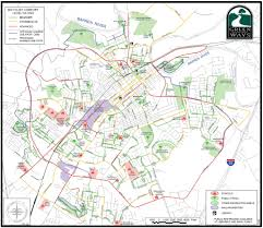 Lexington Ky Map Bicycle Friendly Community Bowling Green Kentucky Official
