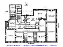 San Remo Floor Plans Park Avenue Co Op U2014 Richard Fuld U0027s Cooperative Apartment