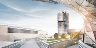 inside bmw headquarters bmw group company