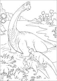 dinosaurs coloring pages 34 disney color pages