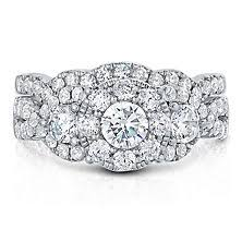 Engagement Wedding Ring Sets by Bridal Sets U2013 Diamond Engagement U0026 Wedding Ring Sets Sam U0027s Club