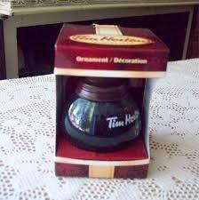 tim hortons coffee pot ornaments 2010