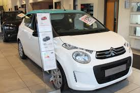 peugeot car lease scheme citroen banbury