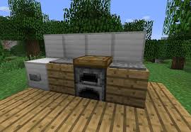 How To Build Patio Furniture How To Make Furniture In Minecraft Minecraft Wonderhowto