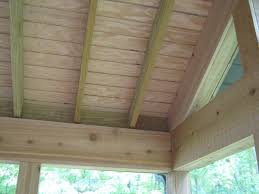 porch ceilings in fort wayne in open porches and screened porches
