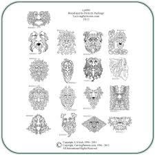 Celtic Wood Burning Patterns Free by Wood Burning Patterns Free Wood Spirit Pattern Package Classic