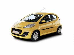 rent a car peugeot autohire special offer for car rental peugeot 107