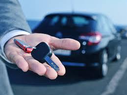 car rental renting a car of the road app traveler
