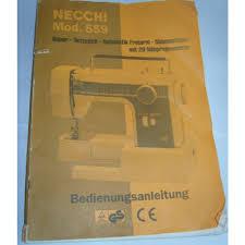 manual de utilizare masina de cusut necchi tip 559 stoc epuizat