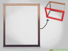 Tools Needed To Build Cabinets How To Build A Cabinet 15 Steps With Pictures Wikihow