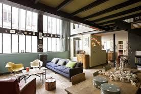 autour d un canape un loft pour artistes dans galerie photos d article 9 24