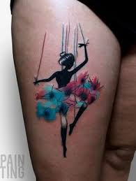 40 wonderful ballerina u0026 dancer tattoo designs dancers bird and