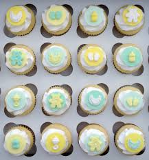 interior design fresh baby themed cupcake decorations design