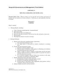 Meeting Minutes Notes Template by Committee Meeting Minutes Template 7 Free Templates In Pdf Word