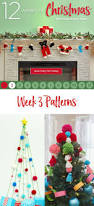580 best christmas time images on pinterest free crochet web