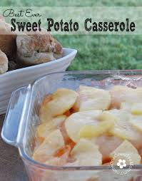 best sweet potato casserole with apples onecreativemommy